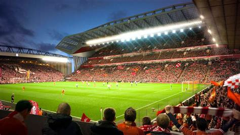 Liverpool unveil renderings for Anfield expansion