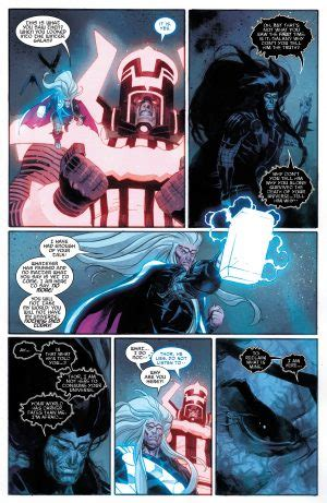Marvel Comics Universe & Thor #5 Spoilers & Review: The