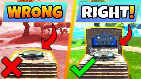 Fortnite Gameplay: 5 WEIRD/CREATIVE TIPS YOU SHOULD KNOW