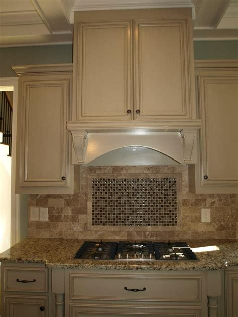 Vent hood, Hoods and Cabinets on Pinterest