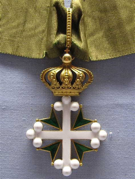 Order of Saints Maurice and Lazarus - Wikipedia