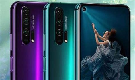 Honor 20 Pro announced - Release, price, specs as P30 Pro