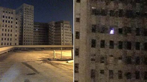 Mystery of 'Creepy' Light Spotted in Window of Abandoned