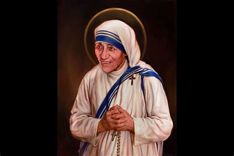 Mother Teresa's canonization portrait – and what the