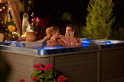 Heat Things Up for a Romantic Night in Your Hot Tub