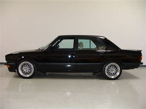 Low Mileage 1988 BMW M5 Previously Owned by Frank Gerber
