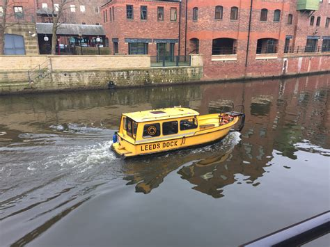 Leeds Dock Water Taxis – how a change of UX could lead to