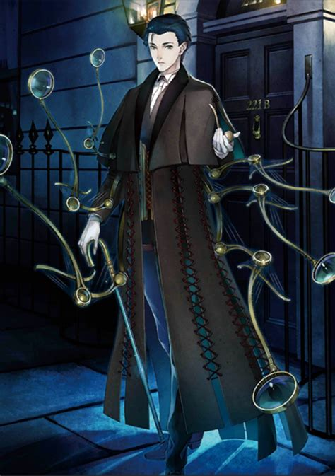 Crunchyroll - Sherlock Holmes Tries To Solve The Case Of