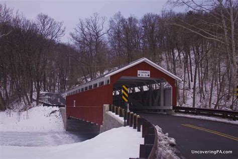 UncoveringPA | Visiting the Covered Bridges of Lehigh