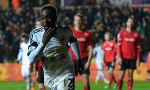 Swansea City 3-0 Cardiff City – as it happened! | Barry