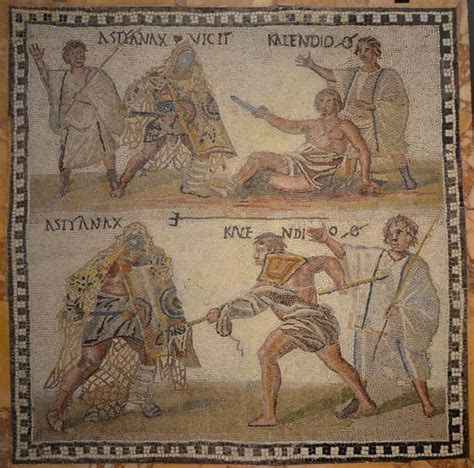 Facts you didn't know about Spartacus and the gladiators