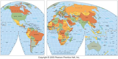 Quia - types of maps for human geography