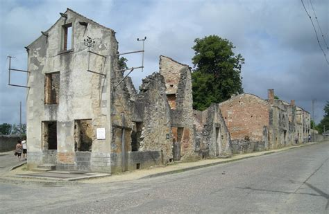Oradour-sur-Glane - euro-t-guide - France - What to see - 3