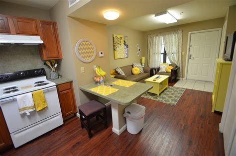 East Campus Apartments | LSU Residential Life