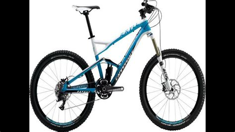 Bicycle Cannondale JEKYLL CARBON 2 2012 - YouTube