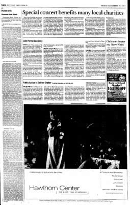 The Daily Herald from Chicago, Illinois on November 30