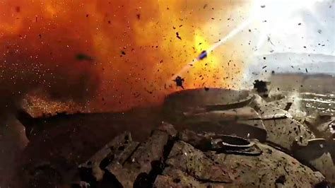 Tanks Get Destroyed By Powerful Anti-Tank Weapons: FGM-148