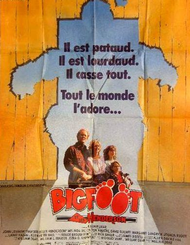 Bigfoot et les Henderson (Harry and the Hendersons)