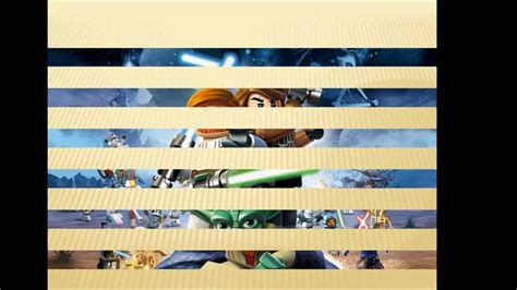 Lego Star Wars 3 The Clone Wars: ALL Cheat Codes (PS3