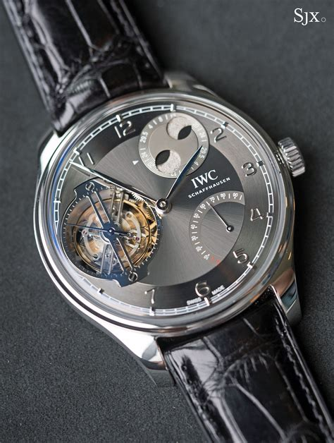 Hands-On with the IWC Portugieser Constant-Force