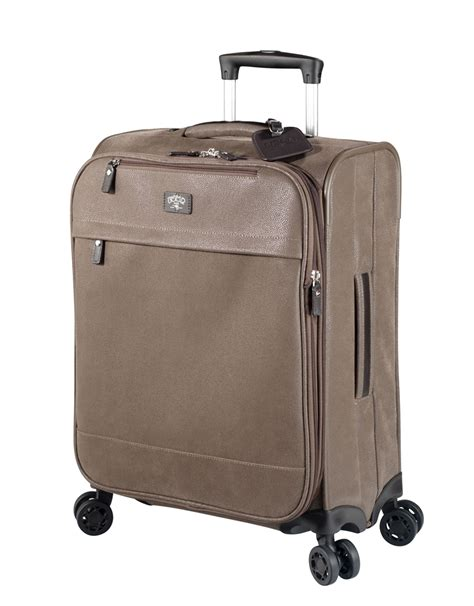4450NU: Valise 4 roues cabine extensible 55 cm - Jump Bagage