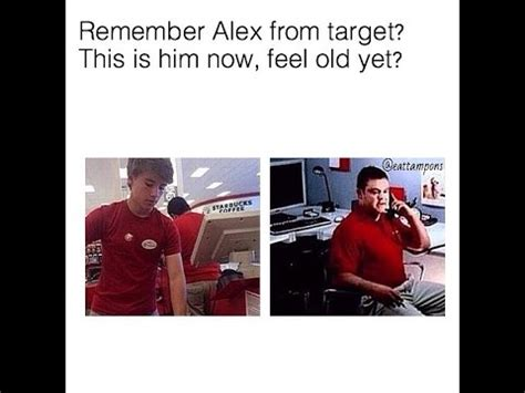 ALEX FROM TARGET? - YouTube