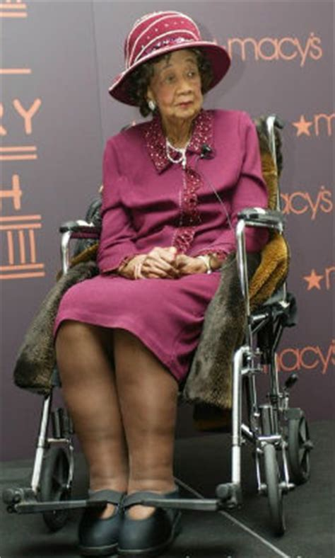 'Queen Mother' of the civil rights movement dies - U